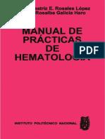 Manual de practicas de hematologia
