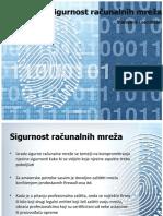 Sigurnost računalnih mreža