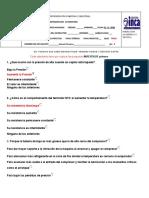 TRABAJOS DE INVESTIGACION No 1