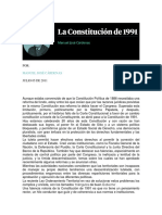Articulo del PORTAFOLIO-LA CONSTITUCION