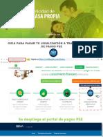GUIA PAGO LEGALIZACIONES CREDIFAMILIA