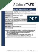 Cluster 4 TAP-Project - 25 09 2020 v1 3 - Checklist student