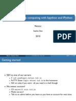 Python Tutorial #3