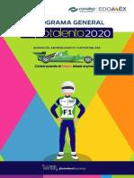 Programa Expo Talento Conalep Edomex 2020