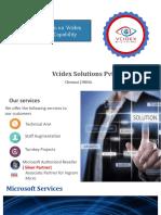 Vcidex Microsoft Service Capability
