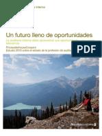 Estudio 2010 sobre el estado de la profesión de auditoría interna | PwC Venezuela