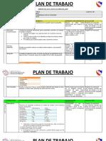 2. Plan de Trabajo 26 de Octubre 30