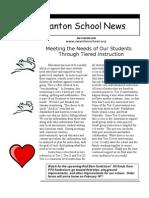 Swanton School News 2.08.2011