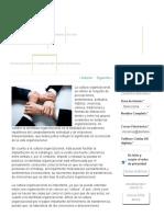 Blog Utel-Cultura Organizacional