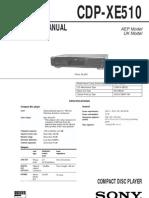 CDP-XE510