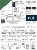 HX Stomp Cheat Sheet - Spanish .pdf