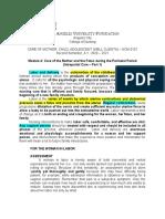 MODULE 4 - 1st part INTRAPARTAL CARE.docx