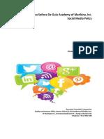 R0_NSDGA_Social Media Policy_15November2020