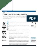 CIRCO EGRED, 20 AÑOS DESPUÉS - Archivo Digital de Noticias de Colombia y el Mund