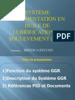 système  del'huile de  lubrification  GGR OLD (1)