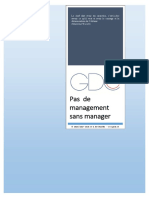 GD2C - Pas de management sans manager
