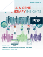 Clinical Trial Designs for Advanced Therapies