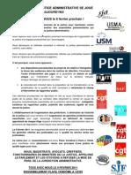 Communiqué commun CUJ grève 9 février-1