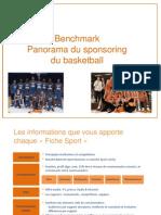 Panomara du Basketball en France