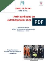 4 Arrêt cardiaque extrahospitaluer chez l'adulte (22 février 2020)