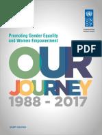 UNDPUg2017 - UNDP Uganda Gender Journey 1988-2017.pdf