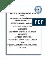 RESUMÉN REGLAMENTO DE LA LECHE Y PRODUCTOS LÁCTEOS.pdf