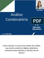 ANALISE COMBINATORIA 3 MEDIO.pptx