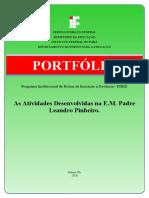 Portifólio Padre Leandro Pinheiro-2016- final
