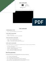 Unix Commands (1)