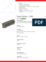 Miolo Macho - SPBS - SMP06 - Steck