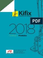 Kifix - Grampos de fixação