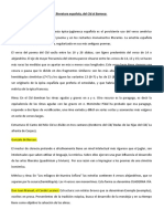 Estructuras a secas lit. española