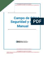 NORMA OSHA 2019 - ESPAÑOL