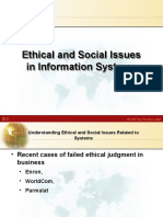 Chapter 5 Ethical and Social Issues in Information Systems.ppt