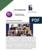 Informe periodistico Petrosillo Gabriela
