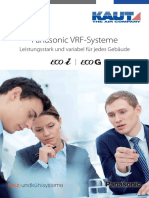 Panasonic VRF Systeme