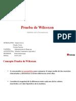 Wilcoxon