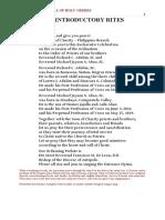 Abao-Adalim Ordination (2nd version)