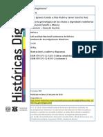 HISTORIA GENEALOGICA DE LOS TITULOS Y DIGNIDADES NOBILIARIAS EN NUEVA ESPAÑA Y MÉXICO - 04.01 Prolegomeno
