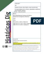 HISTORIA GENEALOGICA DE LOS TITULOS Y DIGNIDADES NOBILIARIAS EN NUEVA ESPAÑA Y MÉXICO - 04.02 Introduccion