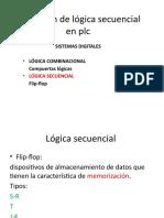 CLASE 5-Aplicación de logica secuencial en plc