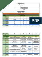 3C - Actividades del 18 al 21 de agosto