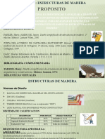 CLASE 1 ESTRUCTURAS DE MADERA