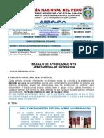 MODULO PARA EL ESTUDIANTE 18