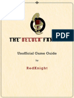 [The DeLuca Family] Unofficial Game Guide
