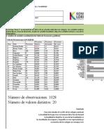 Trabajo Statgraphics