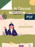 CLASE CIENCIAS DOS