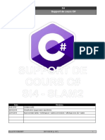 SI4 - support C#