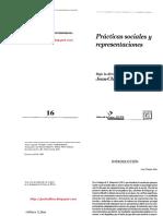 Abric - Prácticas Sociales y Representaciones