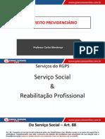 Aula 23 - Serviços do RGP